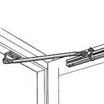 Door accessoires/Door holders